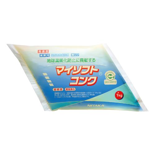 ニイタカ マイソフトコンク1kg(詰替え用)4袋