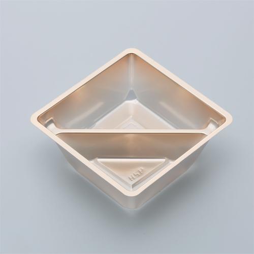 小鉢シリーズ 小鉢65仕切有 赤金 2000個