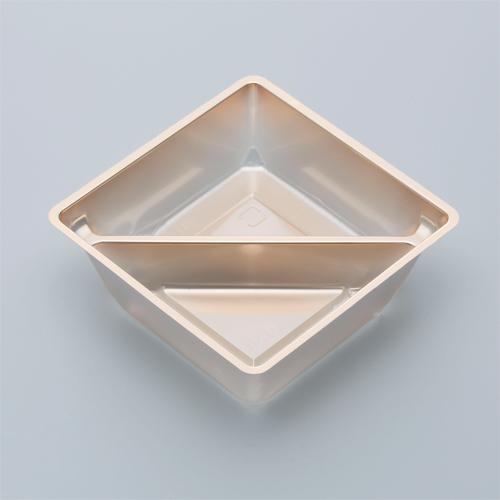 小鉢シリーズ 小鉢70仕切有 赤金 2000個