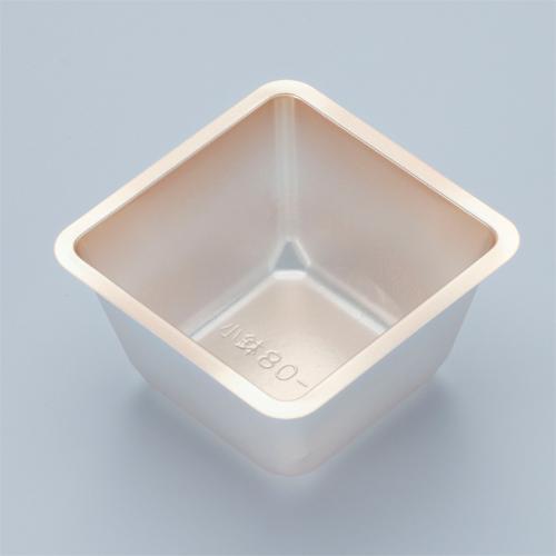 小鉢シリーズ 小鉢80-16割 赤金 2000個