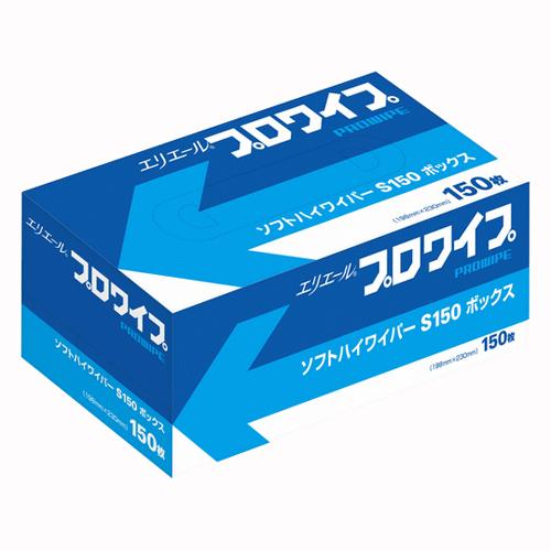 エリエール プロワイプソフトハイワイパーS150 36パック