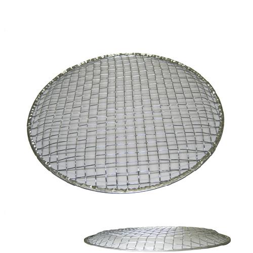 使い捨て金網 丸型(ドーム) 24.5cm 200枚
