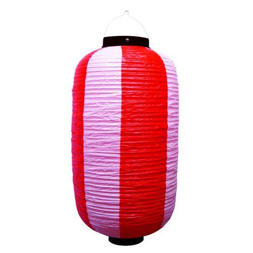 提灯・提燈(ちょうちん) 9167 祭装飾 赤白 9長
