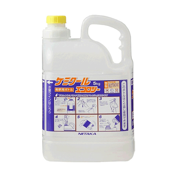 ニイタカ油汚れ洗浄剤 ケミクールエコロジー希釈用空ボトル