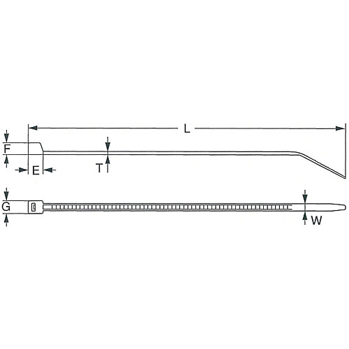 スタンダードタイ耐薬品タイプ SG-150P 10000本