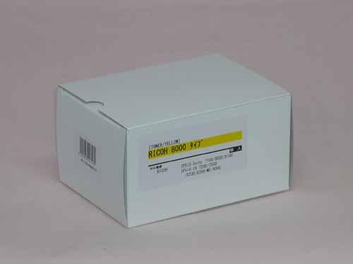 RICOH(リコー)トナーイエロータイプ8000 輸入品