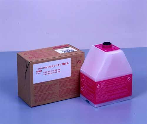 RICOH(リコー)トナーマゼンタタイプ9800 輸入品