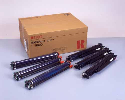 RICOH(リコー)感光体ユニットカラータイプ9800 純正