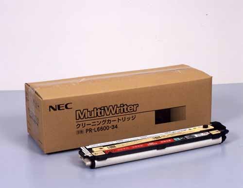 NEC(日本電気)PR-L6600-34クリーニングカートリッジ 純正