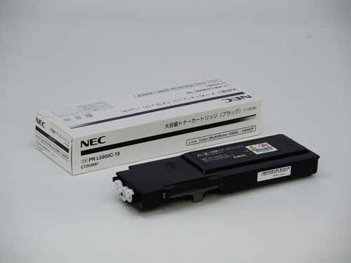 NEC(日本電気)PR-L5900C-19大容量ブラック 純正