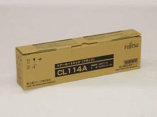 FUJITSU(富士通)トナーカートリッジCL114Aブラック 純正