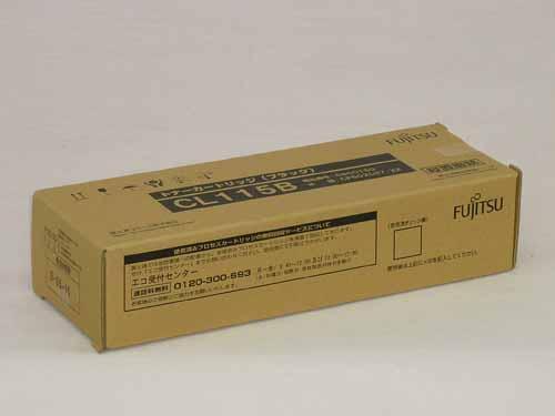 FUJITSU(富士通)トナーカートリッジCL115Bブラック 純正