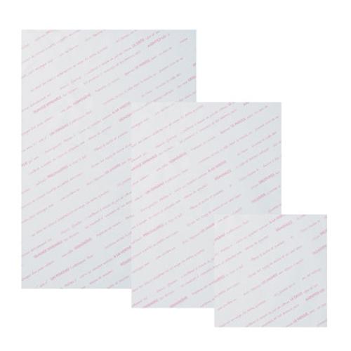 ★シリコングラシンシート スペシャリテ 508×381ピンク 500枚