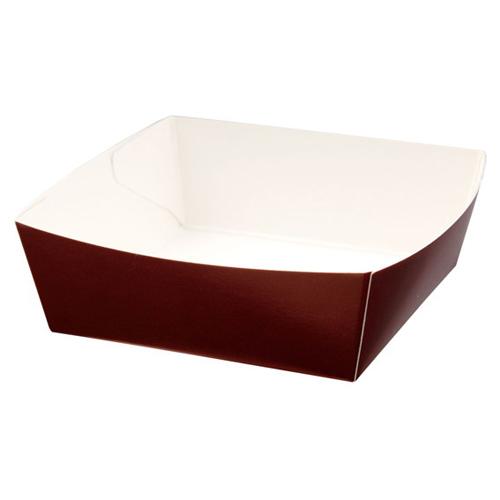 ★紙容器カラーココット チョコレート 50個