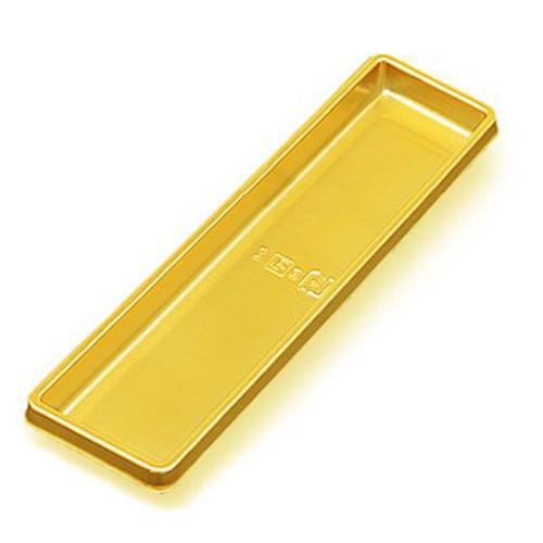★ゴールドトレーB-4長角 100枚
