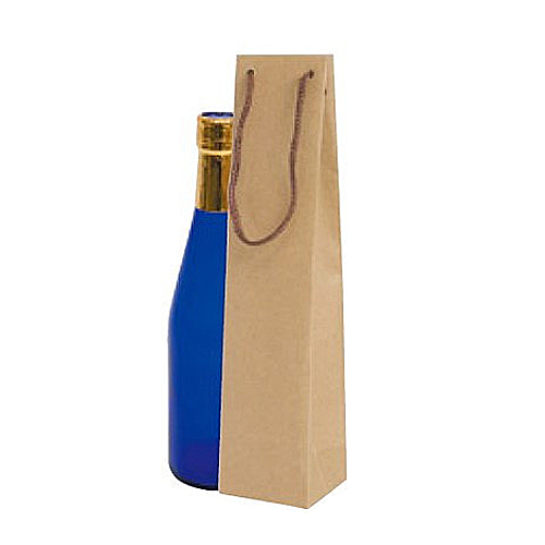 (K-1367)ボトルクラフト酒瓶用手提げ袋70パイ 100枚