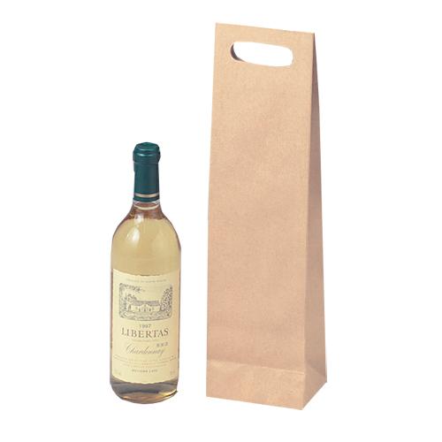 (K-1020)手穴付ワイン手提袋 100枚