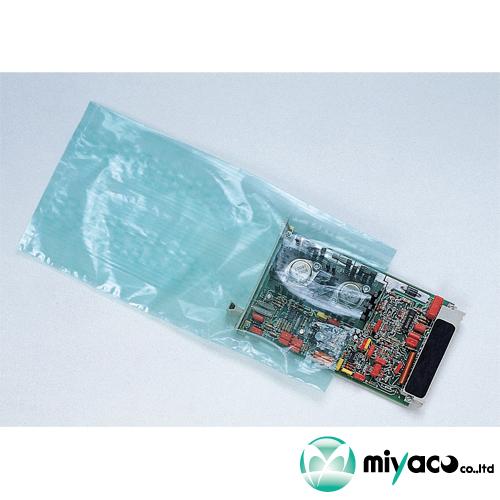 福助工業 ファインレックス501(静電気防止袋)No.2 0.05×80×120mm 1000枚