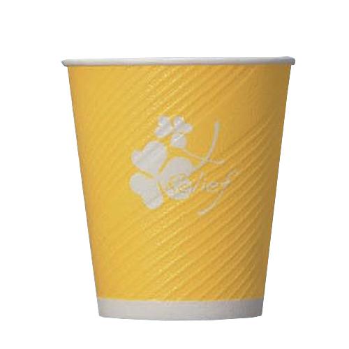 紙コップ6.5オンスレリーフカップクローバー 1200個