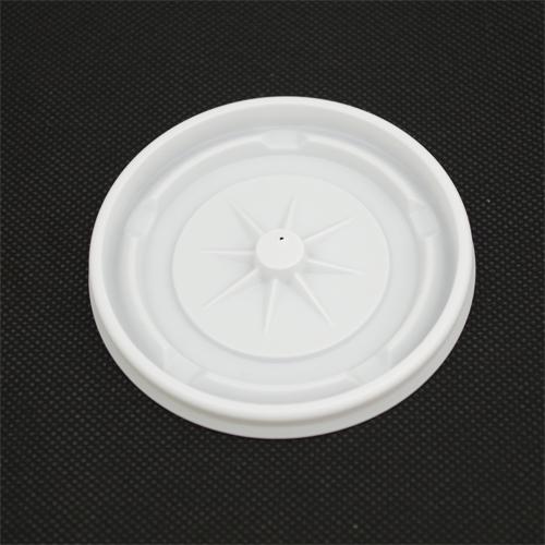 デキシー74パイ用乳白LID(針穴) 1500枚