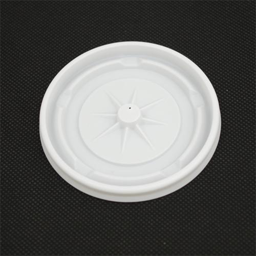 デキシー78パイ用乳白LID(針穴) 2000枚