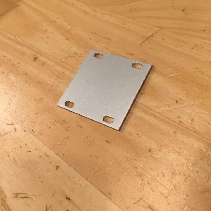 Intellijel | Blank Panel 1U x8HP