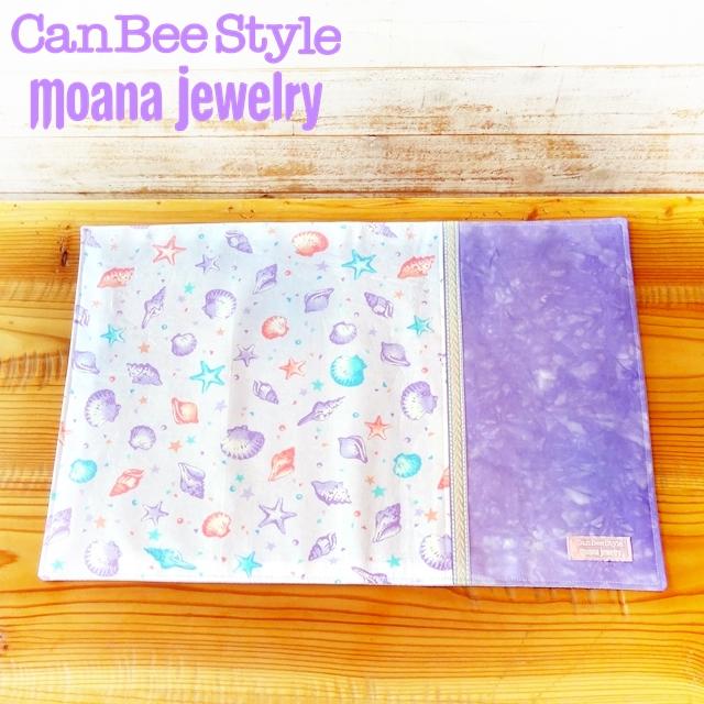 moana_cbs1 <moana jewelry限定品>●moana jewelry 別注 CanBeeStyle● ランチョンマットとしても使える♪愛犬用カフェマット(ステイマット)