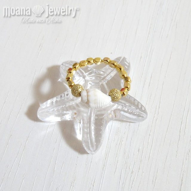 moana_r1  いつでも海を感じるリング  Aloha Ring