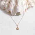 hp_n57 14KGFのシェルネックレス Mermaid Shell