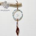 moana_mkmdc1 moana jewelry限定一点もの ●MKM● ドリームキャッチャー サイズL