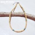 moana_mn3 ユニセックス(男女兼用) ヒーシーシェル&ヒーシーターコイズのネックレス Shell&Turquoise