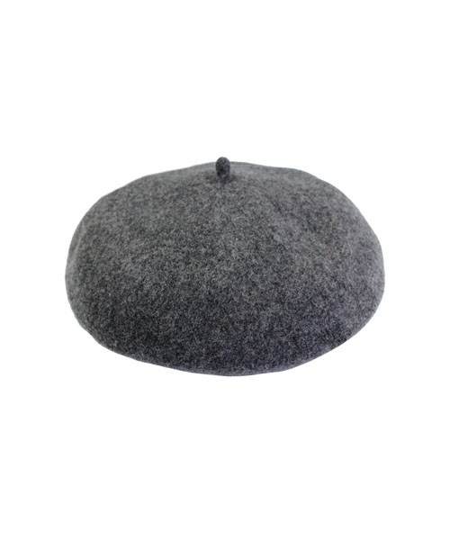 ウール ベレー帽/7カラー