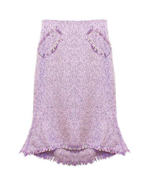 ツイードスカート/2カラー