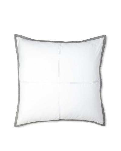 クッションカバー (ホワイト)  / ユーロ / 65×65cm / ホライゾン