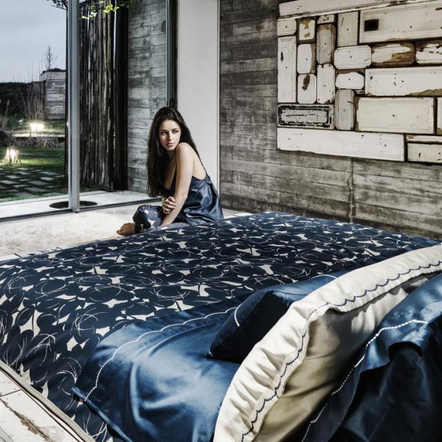 ボックスシーツ1枚  掛け布団カバー1枚  封筒型スタンダード枕カバー2枚 / Home Concept(ホームコンセプト) /  マグノリア