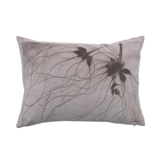 クッションカバー Grey Branches  / ブドワール / Home Concept(ホームコンセプト) / 30×40cm / アイスブルーム