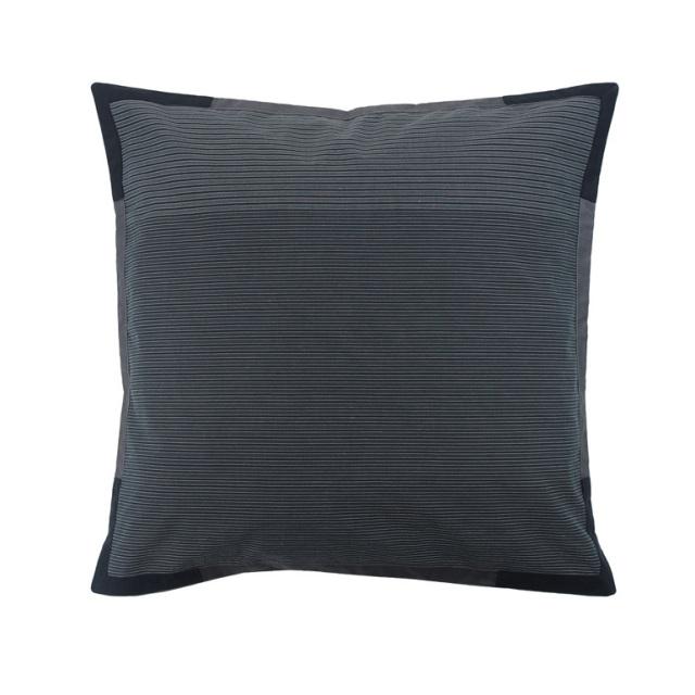 クッションカバー / 50cmスクエア / 50×50cm / Home Concept(ホームコンセプト) / ストライプ / ミスティフォレスト