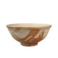 【備前焼】飯茶碗(すっきりタイプ) 火襷×火襷