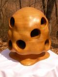 手作り 木製 わいんの木 ワインラック