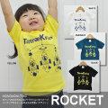 monomoni(モノモニ)|キッズTシャツ|ロケットのカタチの人気アトラクションをイメージ♪インテリアのモビールのような可愛いデザイン