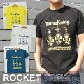 monomoni(モノモニ)|半袖Tシャツ|ロケットのカタチの人気アトラクションをイメージ♪インテリアのモビールのような可愛いデザイン
