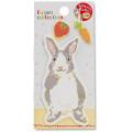 学研ステイフル A66 付箋コレクション【ウサギ&イチゴ】