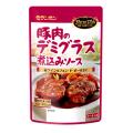 Bistro Dish 豚肉のデミグラス煮込みソース
