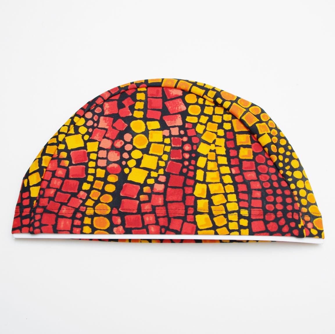 水泳帽レディース スイムキャップ 大人用 フリーサイズ F164744