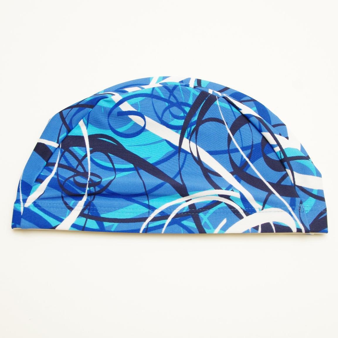 水泳帽レディース スイムキャップ 大人用 フリーサイズ F164751