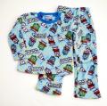 きかんしゃトーマス  もこもこ長袖パジャマ 100-120cm(634TM107113)