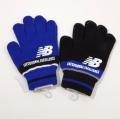 ニューバランス new balance のびのび手袋  5本指 すべり止めつき (NBI1610)