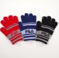 フィラ(FILA) のびのび 手袋 5本指 すべり止めつき (FI1610-A)