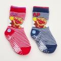 アンパンマン スベリ止メ付きソックス・靴下 9-12cm 12-15cm(1872-650-12-700-100)