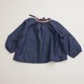 日本製 チャイルドの長袖スモック 24か月用 (1611-2171)